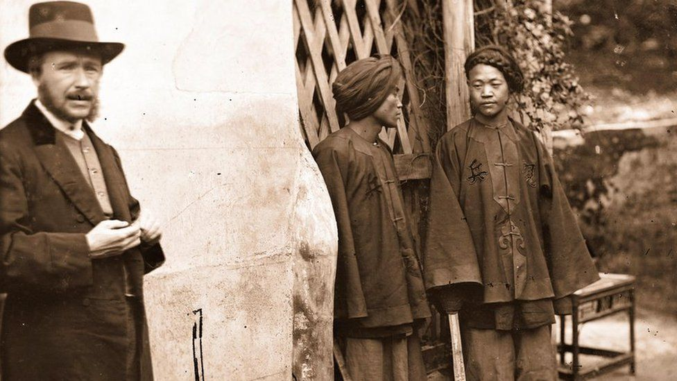 The pioneering Scots photographer who captured China
