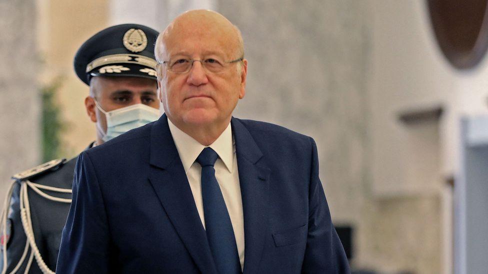 Lebanese PM Najib Mikati