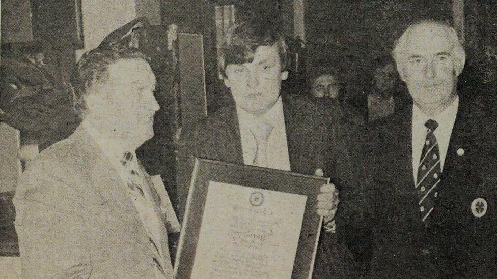 Torbett and Stein december 1977