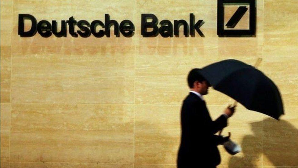 """Por qué preocupa tanto el Deutsche Bank, el banco más grande de Alemania y el """"más peligroso del mundo"""""""
