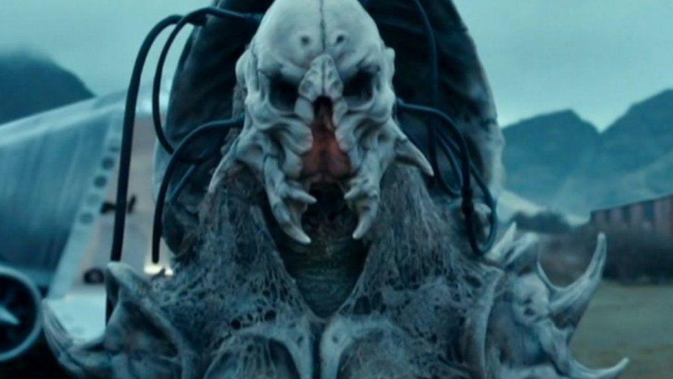 """Neil Fingleton as """"Fisher King"""""""
