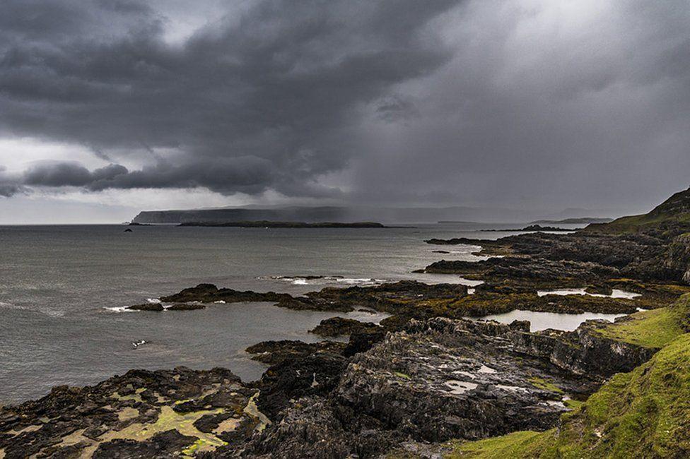 Cape Wrath Storm