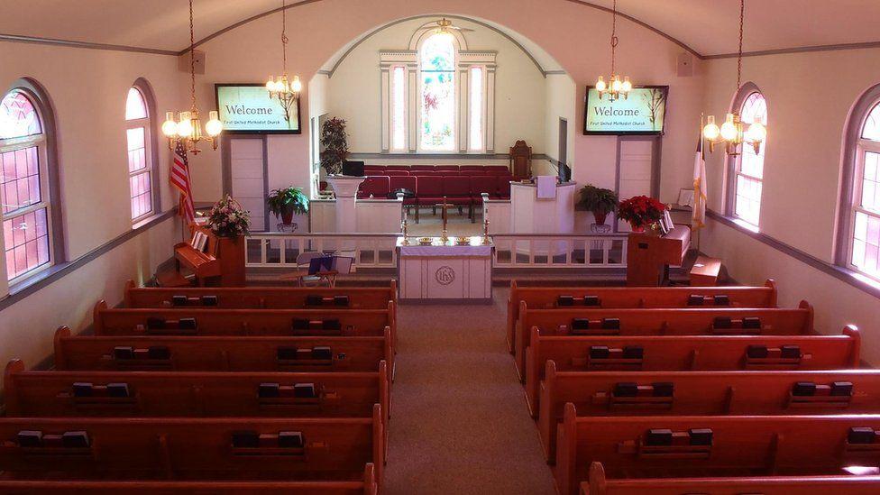 First United Methodist Church in Tellico Plains