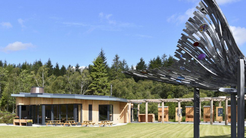 Falls of Shin, Sutherland (£950k) - CH Architecture Ltd for Kyle for Sutherland Development Trust
