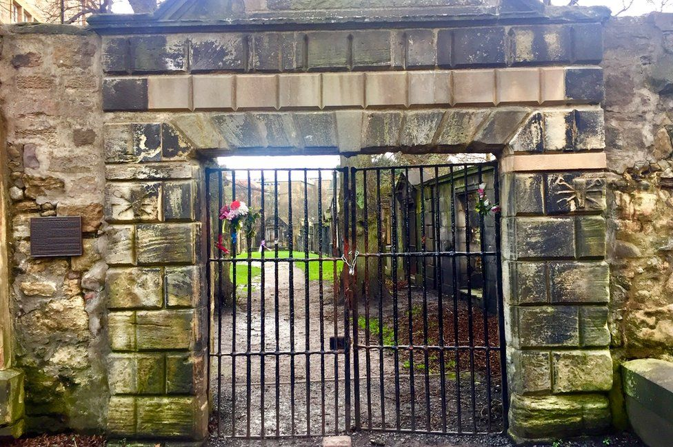 Covenanters' Prison Pic: Angie Brown