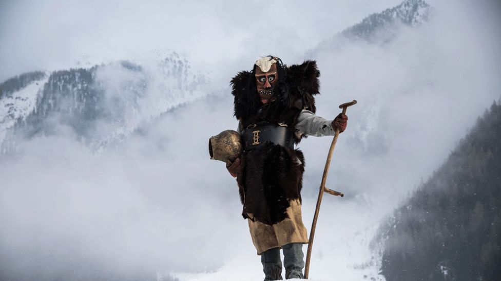 BBC Masked Switzerland Monster Of Mountains
