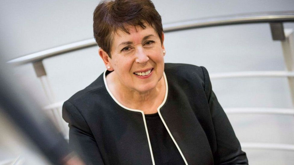 Scotland IS chief executive Polly Purvis
