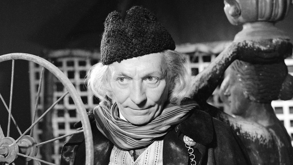 William Hartnell as The Doctor