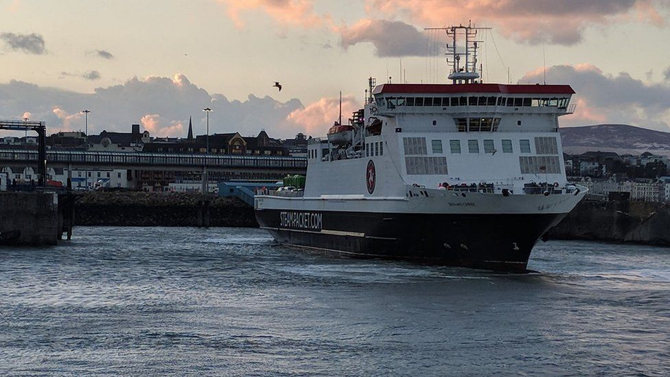 Isle of Man Steam Packet ferry