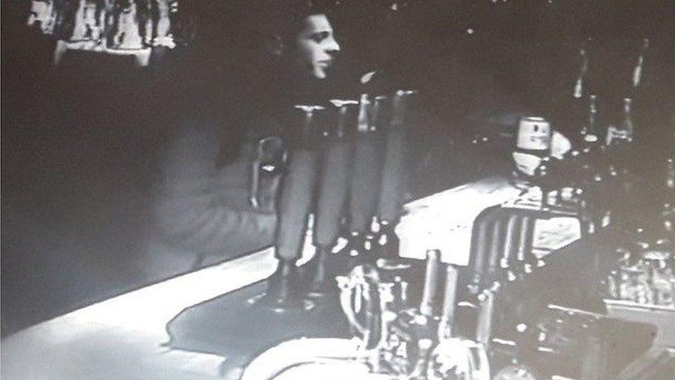 Alexander Stern CCTV