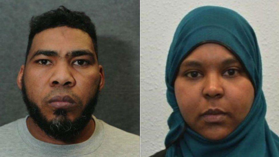 Munir Mohammed and Rowaida El-Hassan,