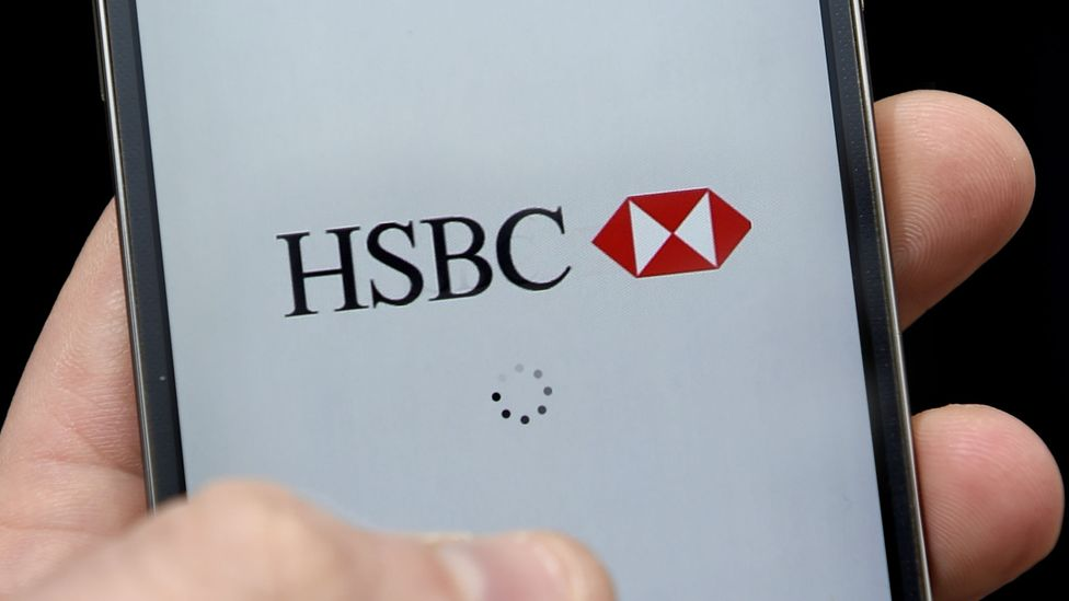 HSBC app