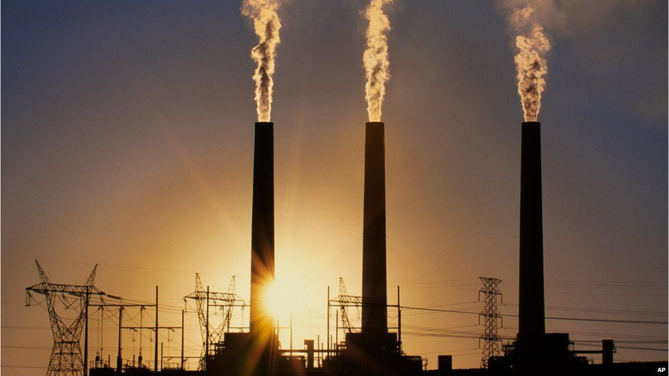 US power stations are the country's largest source of greenhouse gases