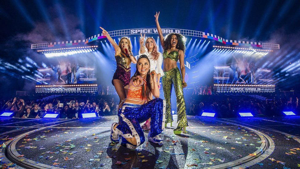 Spice Girls: Fans take to Twitter over Dublin gig sound