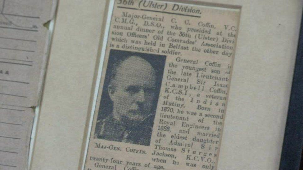 General Clifford Coffin