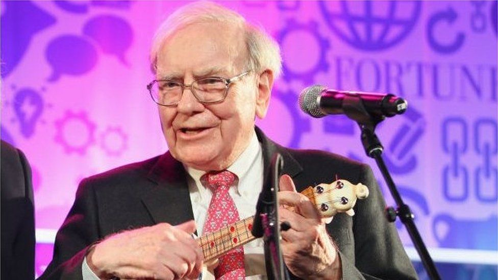 Warren Buffett has been a fixture at the top of the world's wealth rankings for decades.