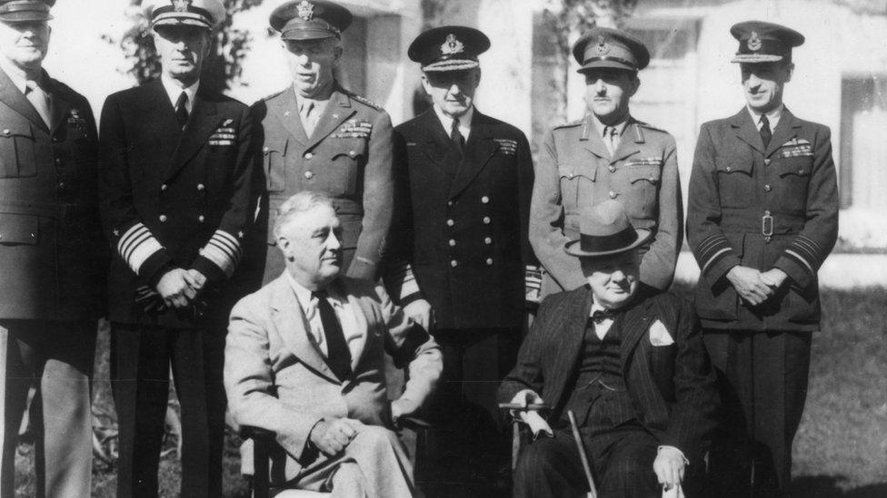 75 лет конференции в Касабланке: как от Гитлера потребовали капитуляции