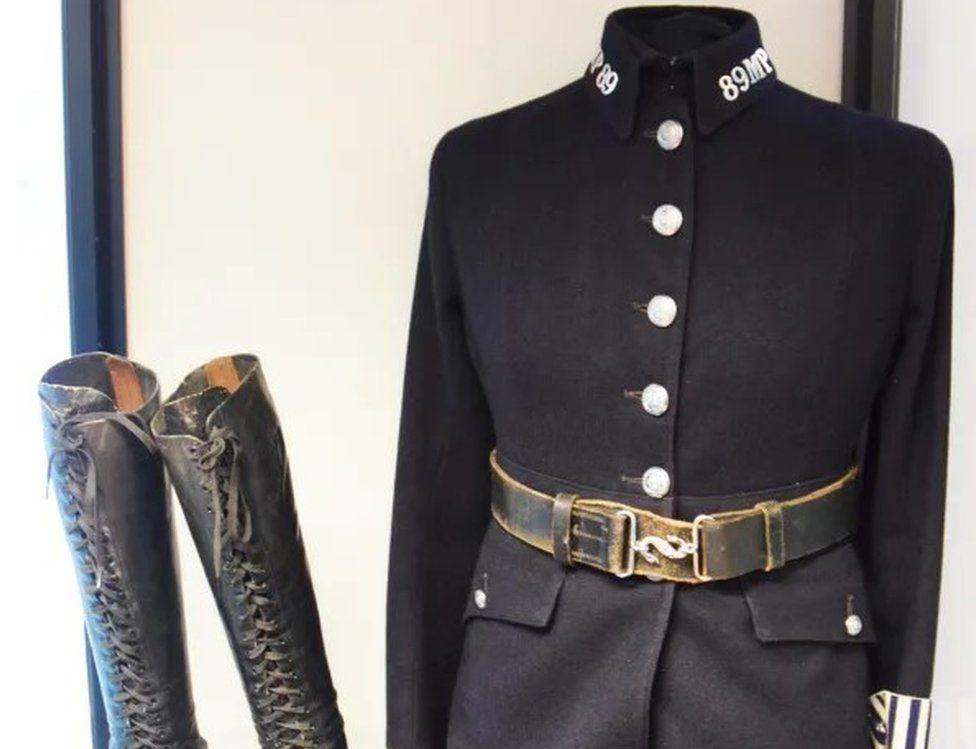 1918 uniform