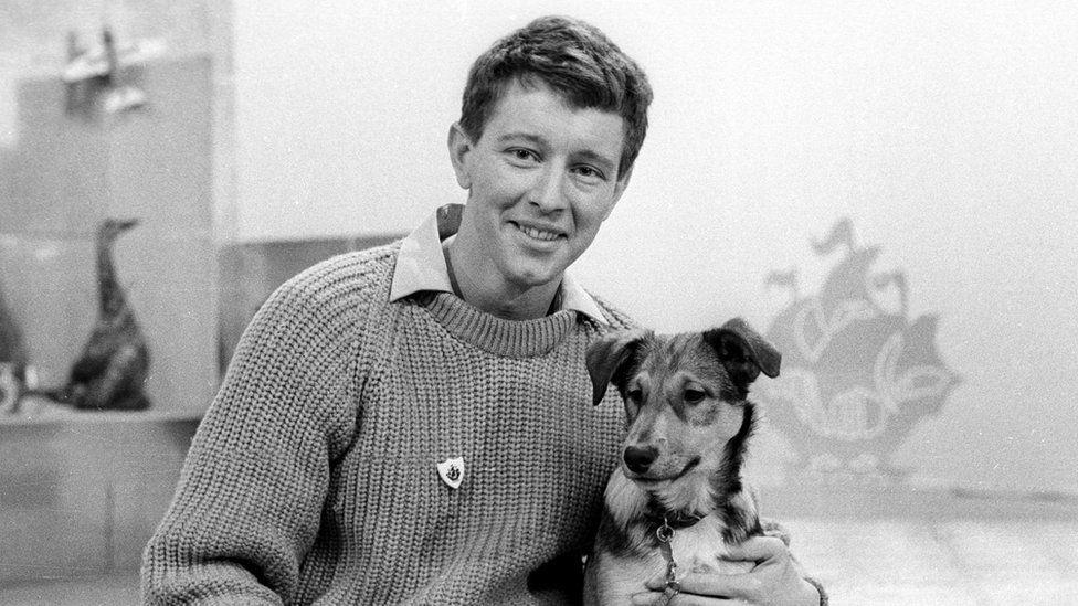 John Noakes in 1966