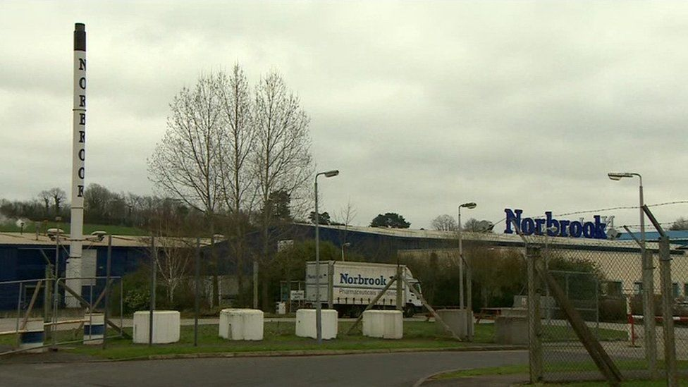Norbrook factory