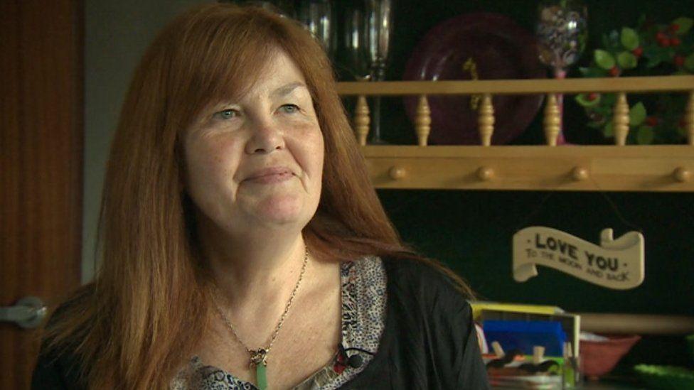 Dementia sufferer Karen Kitch