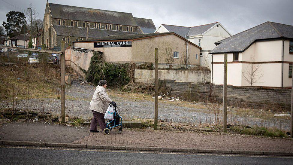 Ebbw Vales, Blaenau Gwent