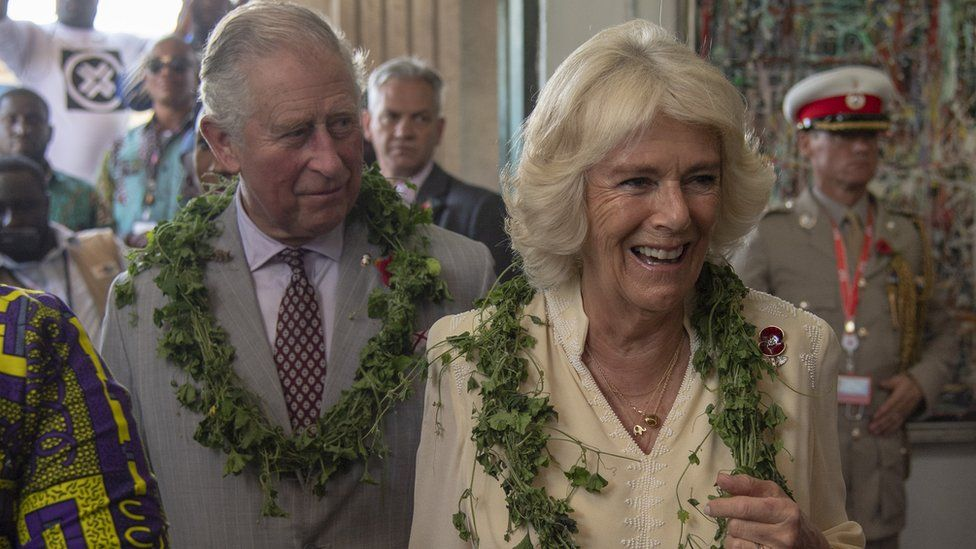 Prince Charles and Duchess of Cornwall