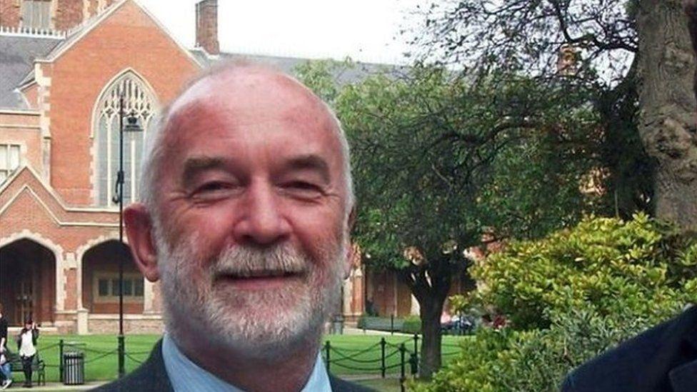 Professor Laurence Kirkpatrick,