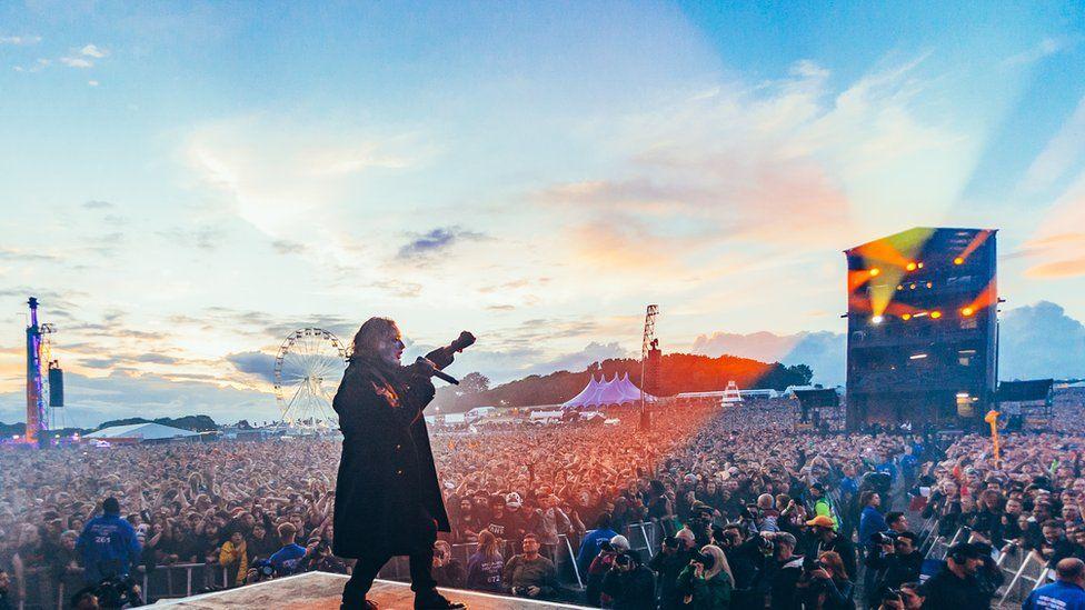 Slipknot at Download Festival 2019