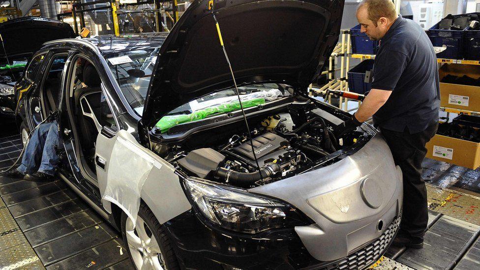 Car factory UK