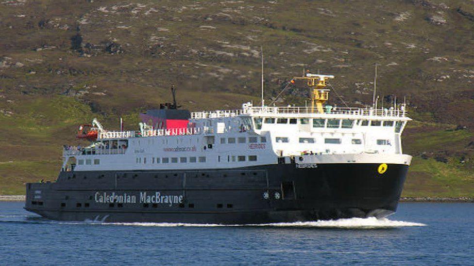 MV Hebrides