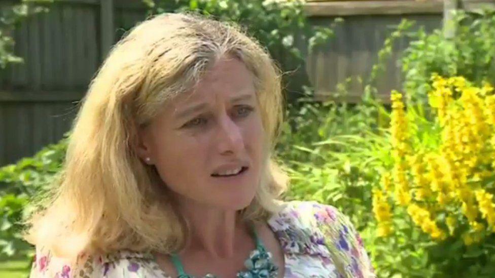 Ruth George MP