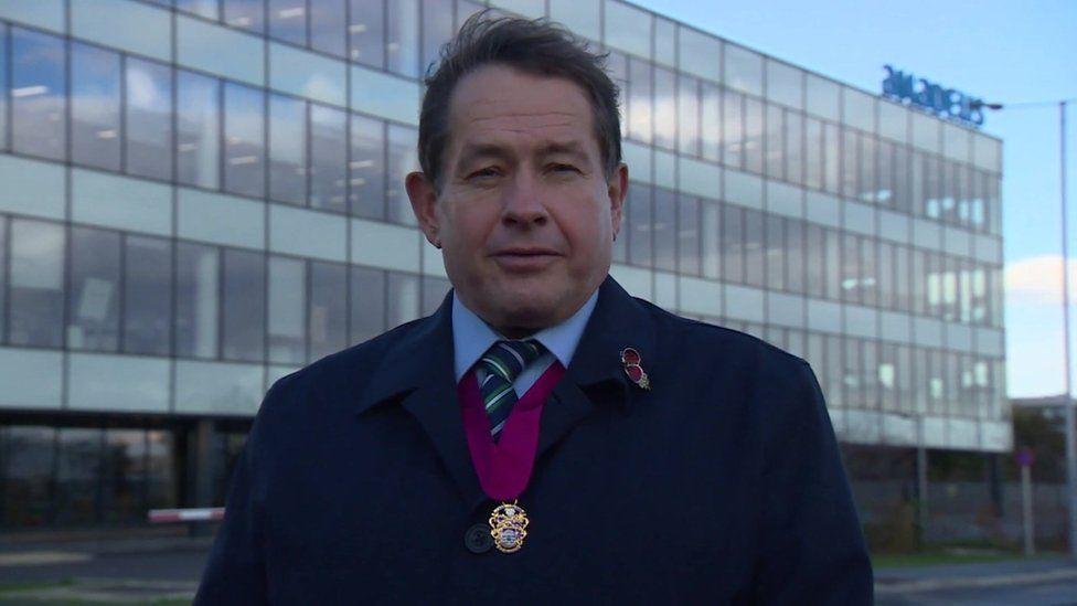 Councillor Ian Harvey