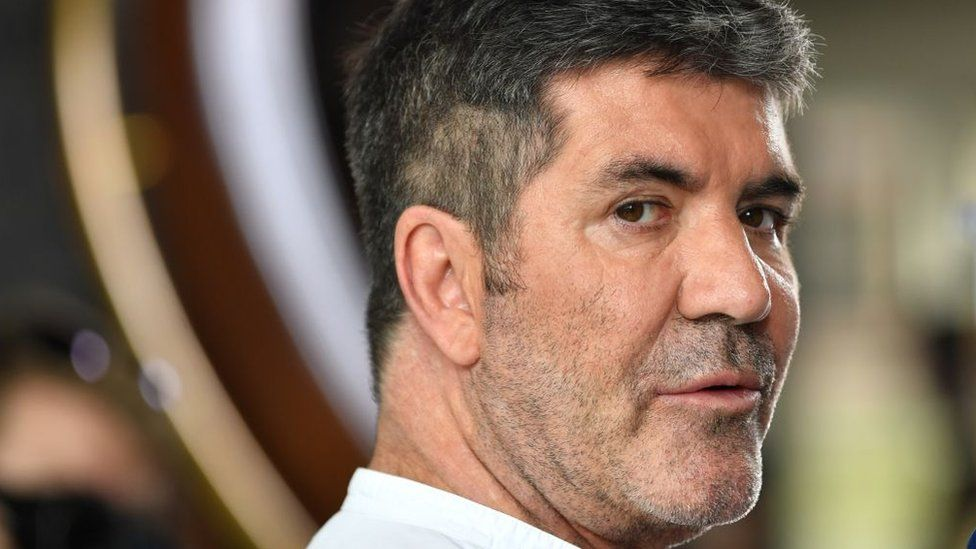 Simon Cowell at The X Factor's 2018 launch