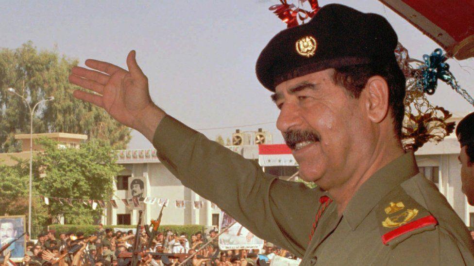 Indian engineer named Saddam Hussain cannot get a job - BBC News