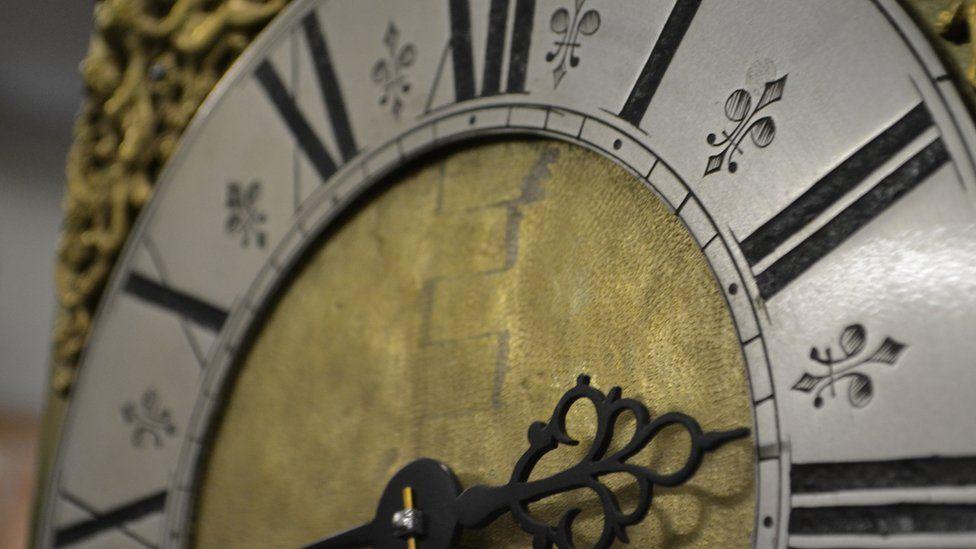 Nicolas Blondel clock
