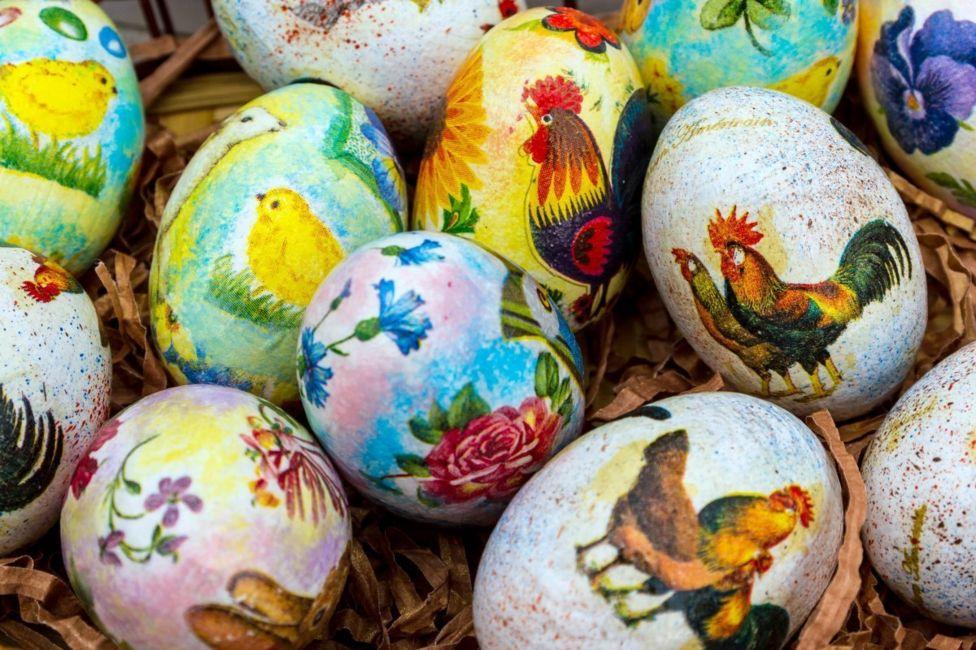 навіщо ми фарбуємо яйця і печемо паски