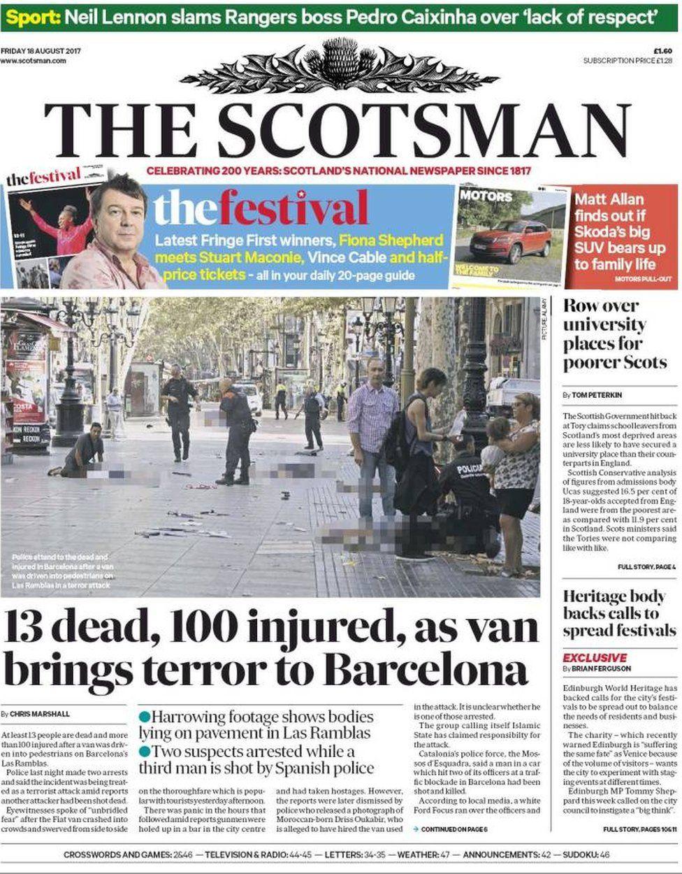 scotsman
