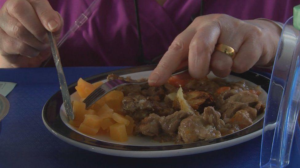 Shetland nhs food