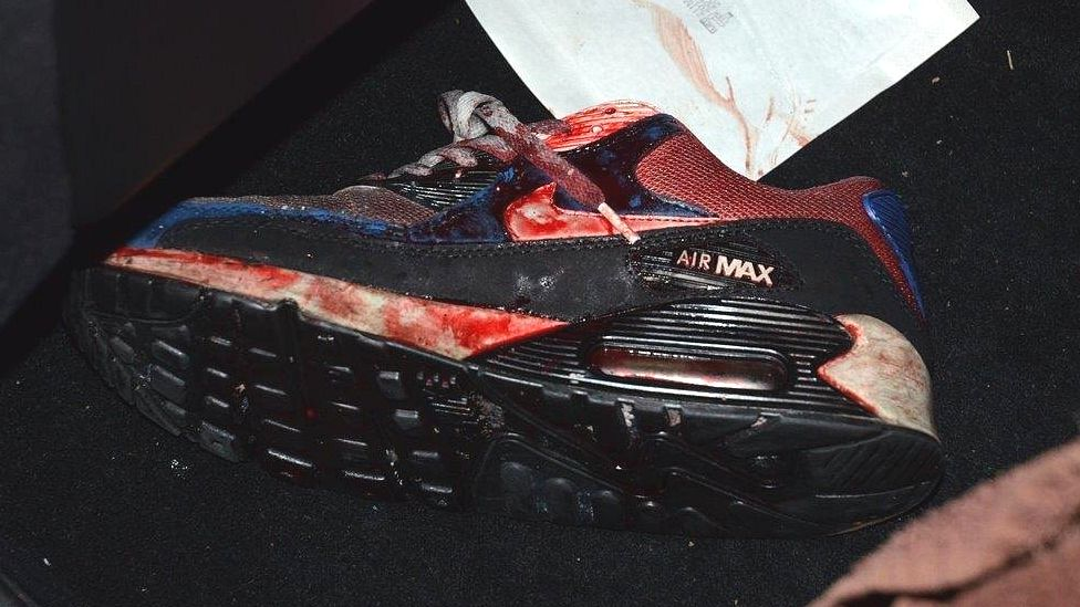 Bloody trainer