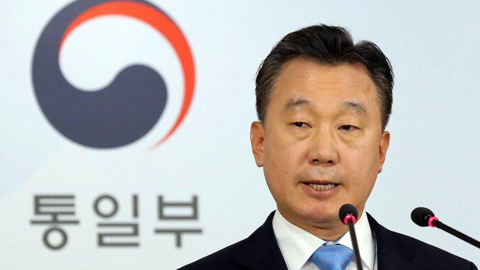 South Korea spokesman Jeong Joon Hee, 17 August 2016