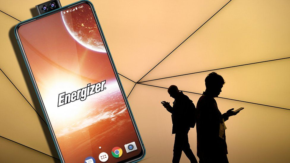 Power Max P18K Pop at the 2019 Mobile World Congress
