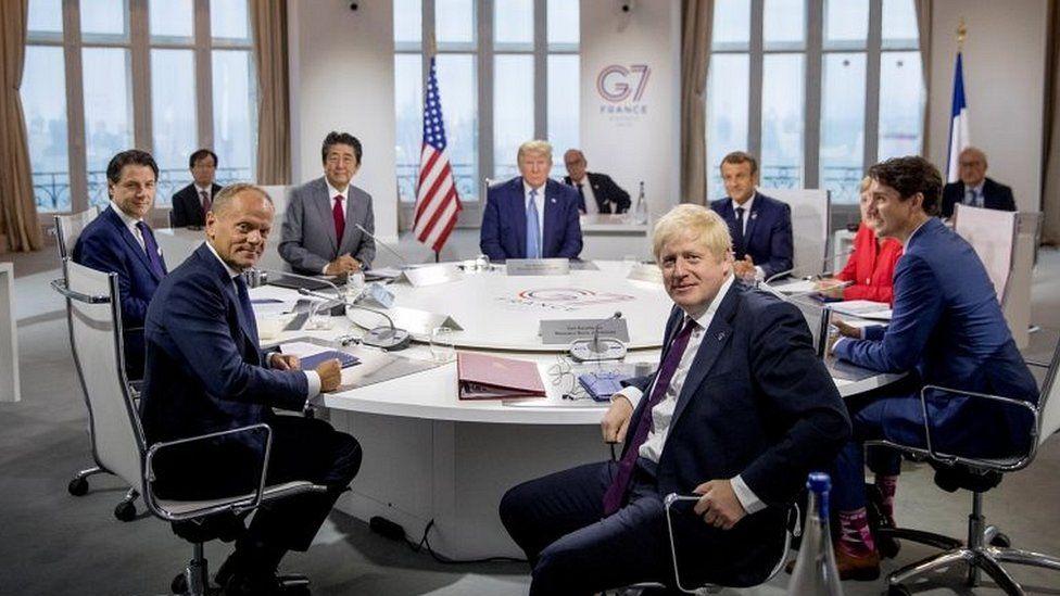 2019 G7 summit in Biarritz