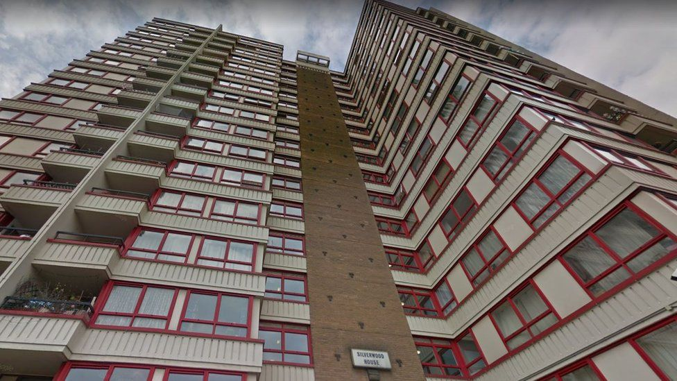 Silverwood House flats in Doncaster