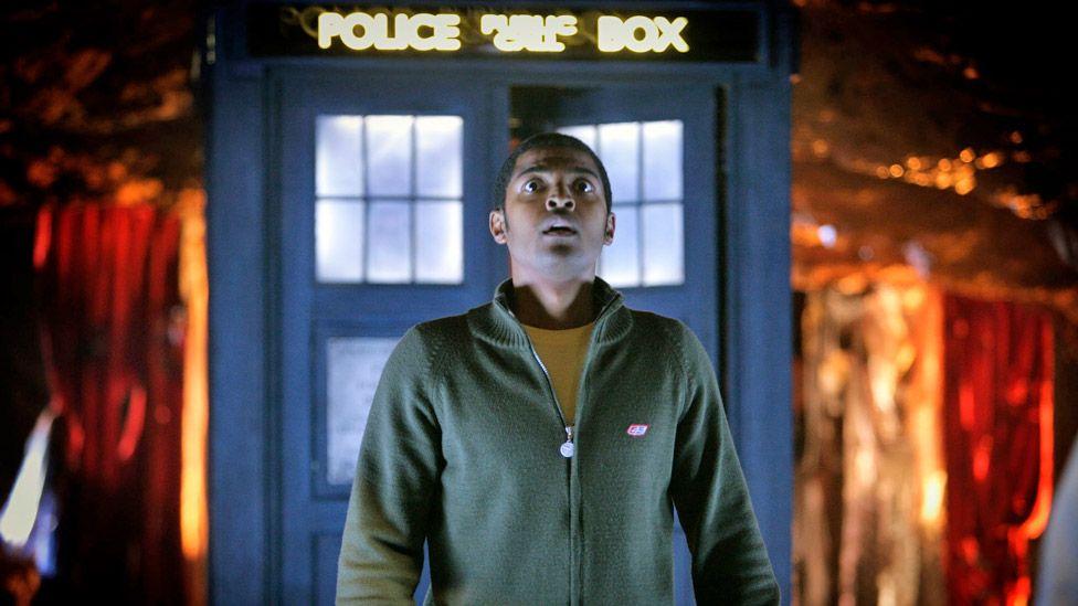 Noel Clarke in Doctor Who