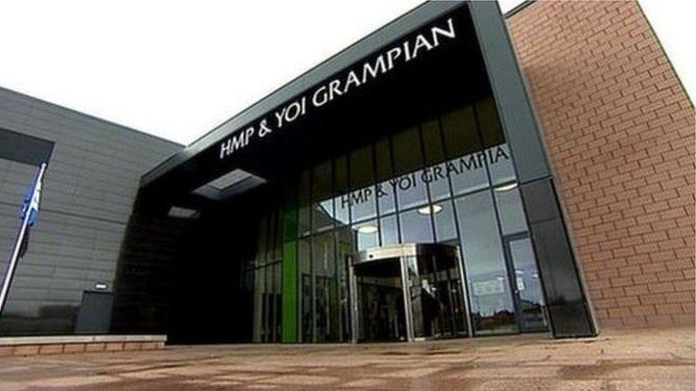 HMP and YOI Grampian