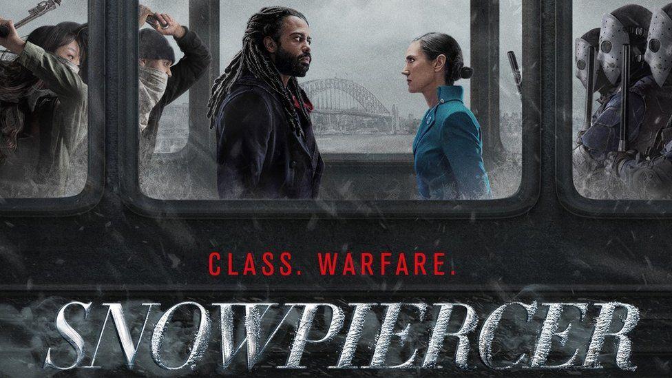 Snowpiercer: Netflix'in Oscar ödüllü Parazit'in yönetmeni Bong ...