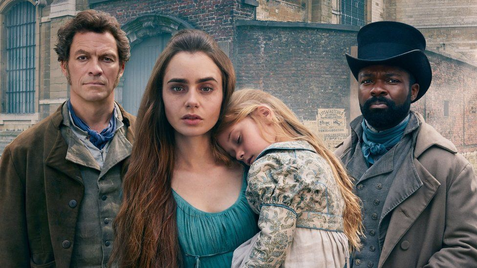 The BBC's adaptation of Les Miserables