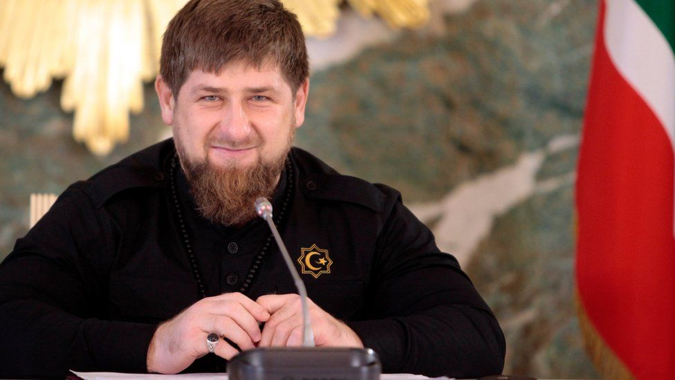 Instagram Video Removal Angers Chechen Leader Kadyrov Bbc News