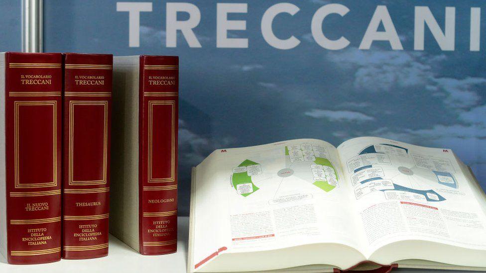 Treccani dictionary